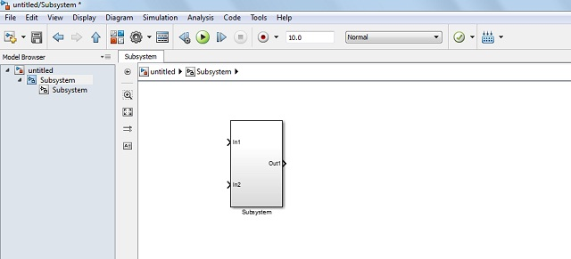 How to Create MATLAB Simulink Subsystem Model? [Explained