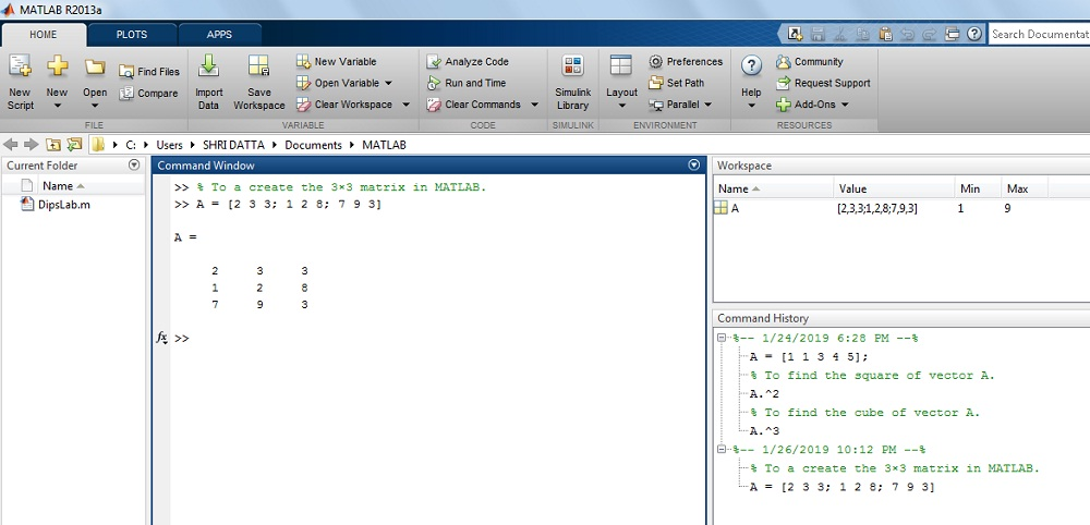 Complete Guide] Creating MATLAB Matrix | Mathematical