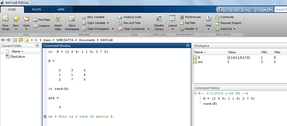 Complete Guide] Creating MATLAB Matrix | Mathematical