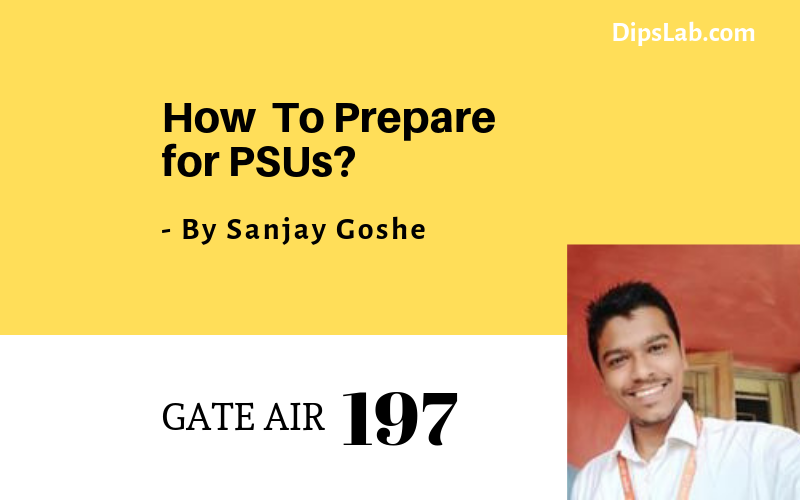 PSU through GATE