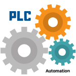 PLC programming logo