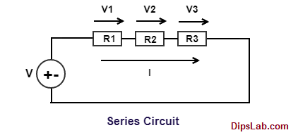 Series Circuit (Voltage and Current)