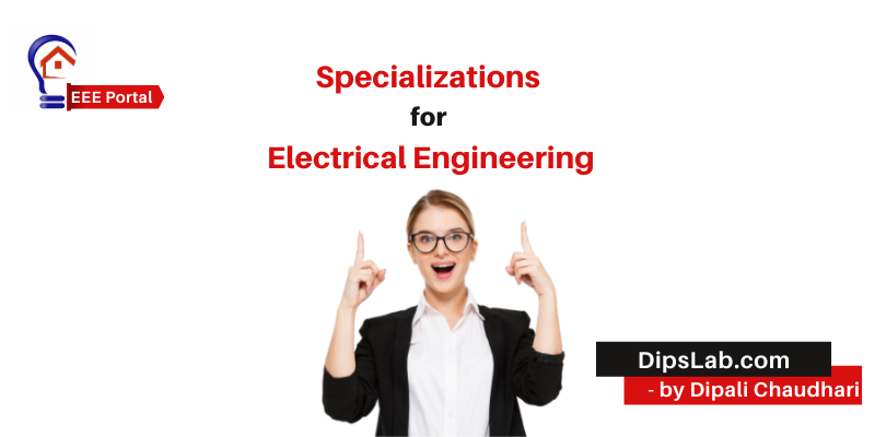 electrical and electronics specialization
