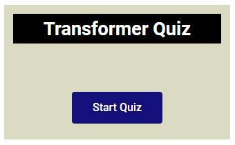 Transformer-quiz